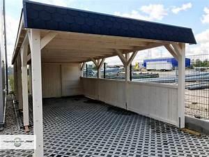 Carport Aus Holz : carport aus holz projekte21 003 carports aus polen ~ Orissabook.com Haus und Dekorationen