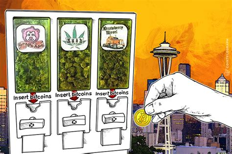 Besides accepting btc as a form of payment for purchases, there are other ways in which america's burgeoning marijuana retail market is using bitcoin to get around federal restrictions. Bitcoin-Friendly Cannabis Vending Machines Make 'Historic' Debut in Seattle