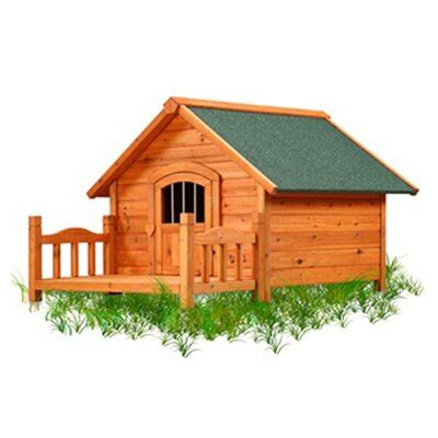 pet squeak porch pups dog house reviews wayfair