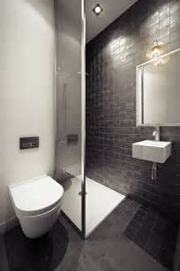designs for small bathrooms with a shower 3 charming small apartment designs from curly studio