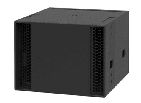 Nexo PS15R2 Speakers, Nexo PS10R2 Speakers, Nexo LS18 ...