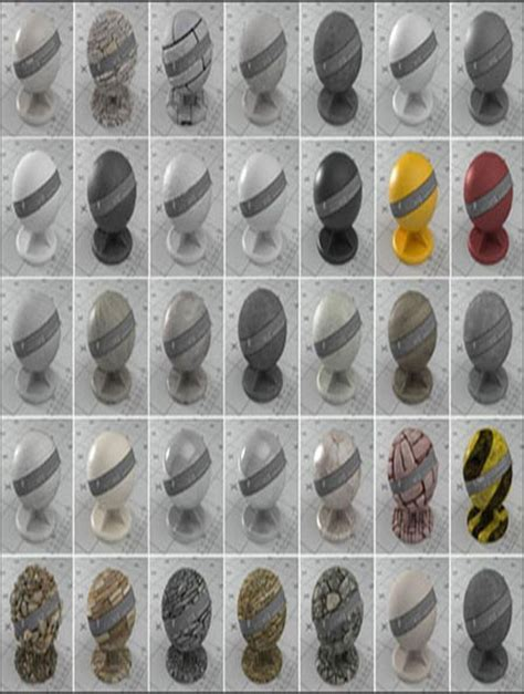 Vismat Material Collection for Sketchup