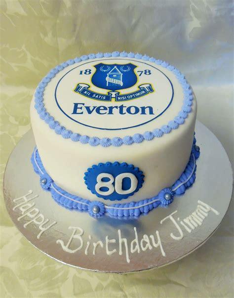 everton fc birthday cake pl everton fc toffees