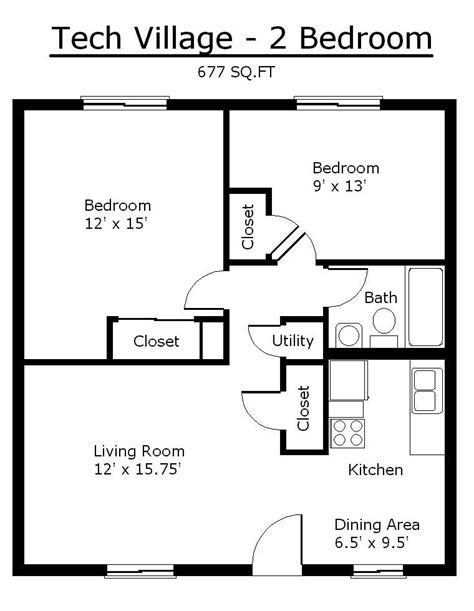 floor plans for small houses with 2 bedrooms tiny house single floor plans 2 bedrooms apartment floor