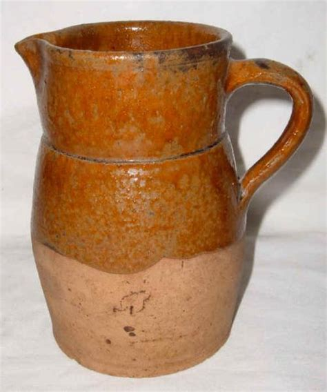 puisaye poterie pot 224 lait ancien en gr 232 s 297 chinons fr brocante en ligne