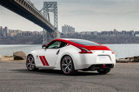 2020 Nissan 370z 50th Anniversary Edition Pays Tribute To
