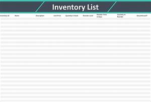 Gantt Chart Template Google Sheets 13 Free Stock Inventory And Checklist Templates For Sme