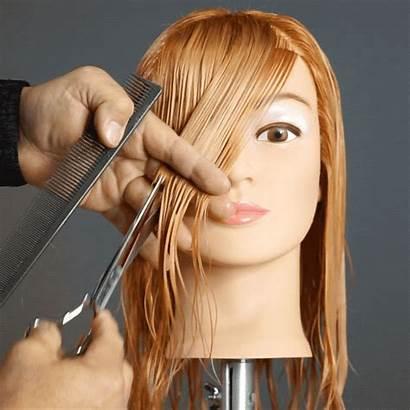 70s Fringe Cutting Curtain Shag Haircut Guide