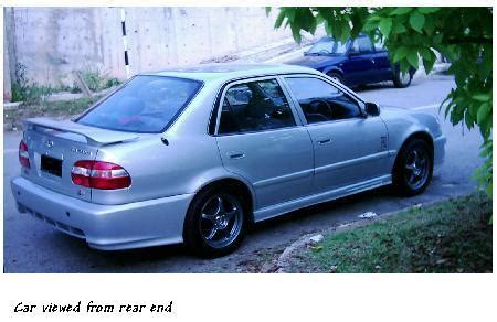 how things work cars 2000 toyota corolla lane departure warning eddie ae111 2000 toyota corolla specs photos modification info at cardomain