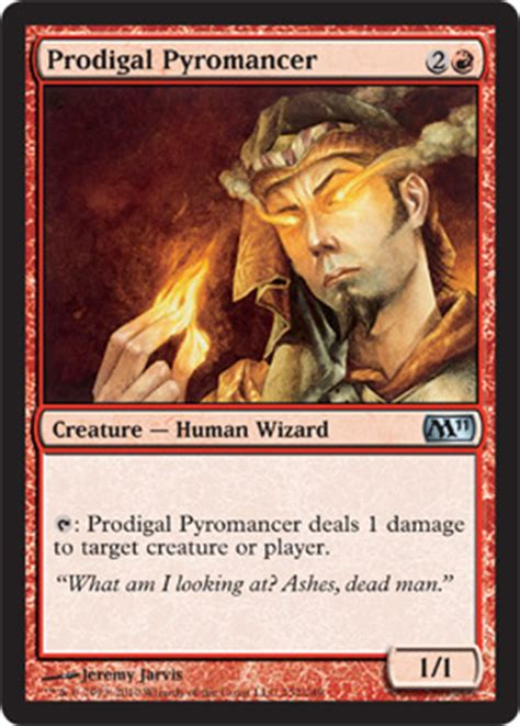 pyromancer deck combo recoculous magic the gathering articles 187 drafting