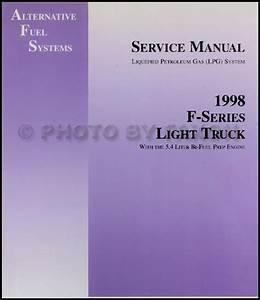 1998 Ford F150 F250 5 4l Engine Bi