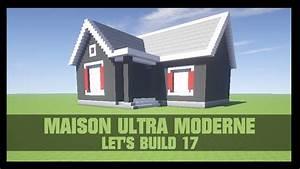 Belle Maison Moderne : tuto comment construire une belle maison moderne dans minecraft youtube ~ Melissatoandfro.com Idées de Décoration