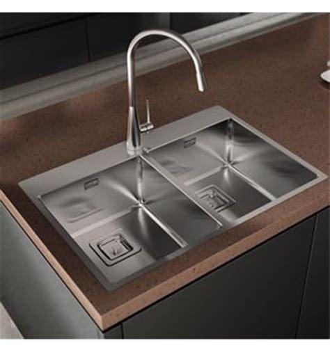 new sinks kitchen artinoxaqua 60 stainless steel kitchen sink 1087