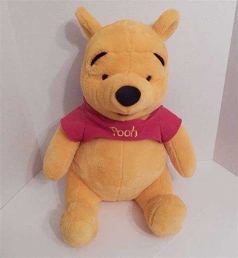 jumbo walt disney s winnie the pooh 21 quot plush stuffed