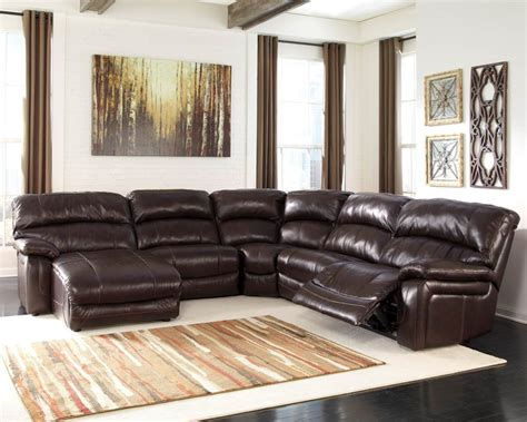 leather reclining sectional with chaise brown leather sectional recliner sofa with chaise lounge
