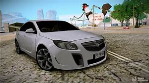 Opel Insignia Opc : opel insignia opc for gta san andreas ~ New.letsfixerimages.club Revue des Voitures