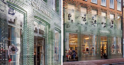 glass bricks stronger  concrete replace  facade