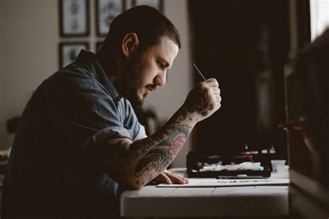 tattoo artist salary learn  tattoo artists earn