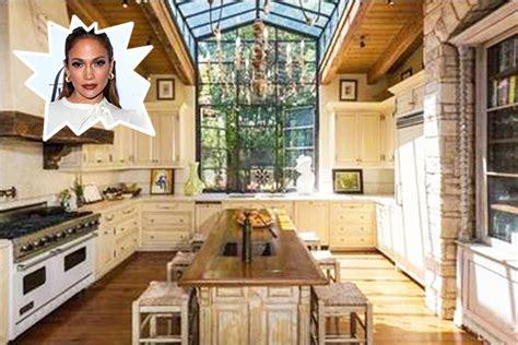 jennifer lopez stunning celebrity kitchens lonny