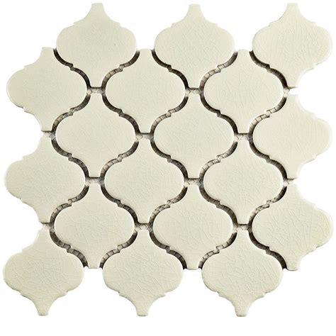 home depot merola tile provenzale lantern white merola tile metro lantern crackle white 9 3 4 in x 10 1 4