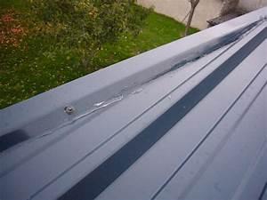 Votre avis sur cette couverture bac acier Conseils problème travaux forum toitures