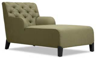 Armchair And Chaise Lounge by Southwark Green Chaise Longue Armchair Modern Indoor