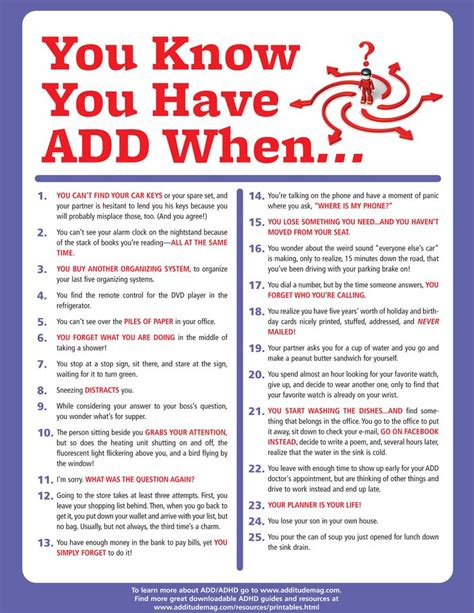 17 Best Images About Tda On Pinterest  Adhd Diet, Executive Functioning And Adhd Symptoms
