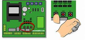 See Here For Programming Instructions For Remote Controls