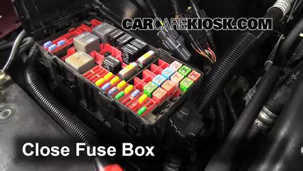 Replace Fuse Mercury Grand Marquis