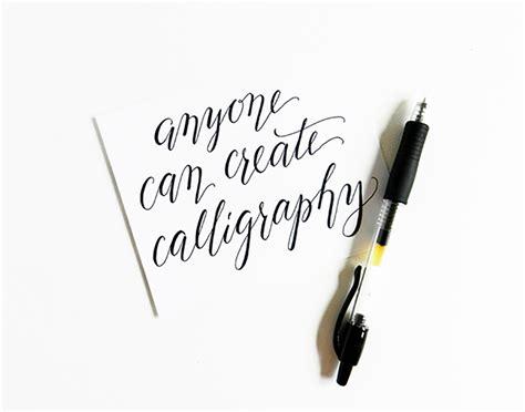Каллиграфия для новичков Что такое техника искусственной каллиграфии и как правильно обращаться