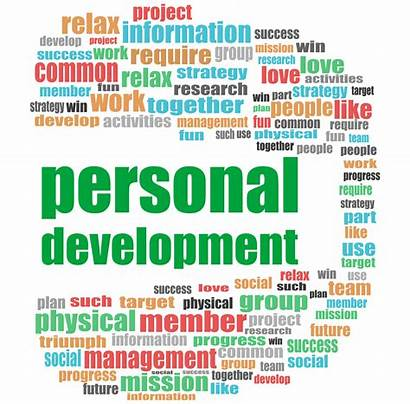 Personal Development Boot Done Word Camp Getting