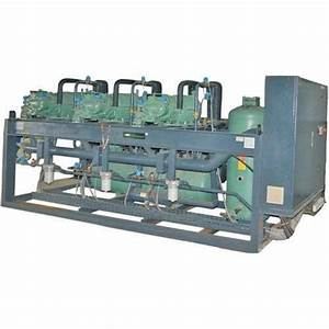 Electric Compressor Rack Systems  Rs 100000   Piece  Blue