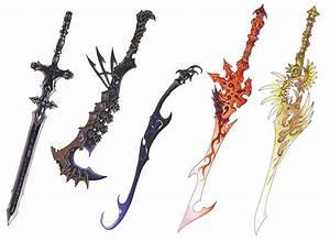Anime swords   image dust   Pinterest   Anime and Swords
