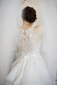 gorgeous wedding dress back detail wedded bliss With back detail wedding dress
