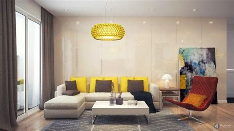 Mellow Yellow 7 Soothing Apartments With Accents by 17 Best Images About Living Room Designs On