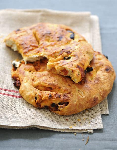 recettes de cuisine fr3 fougasse tomates olives pour 6 personnes recettes à