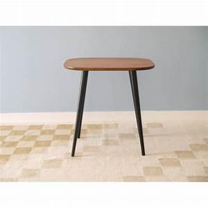 Table Basse Scandinave Vintage : table basse vintage scandinave beautiful table basse vintage scandinave und canape convertible ~ Teatrodelosmanantiales.com Idées de Décoration