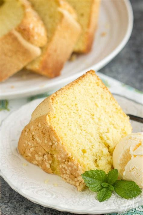 """Eggs are one of the most important ingredients in any bakery. """"Twelve Yolk Pound Cake """" 