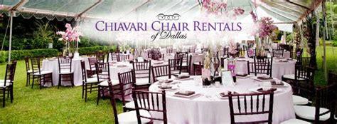 chiavari chair rentals of dallas dallas fort worth area