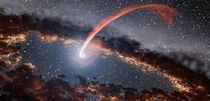 NASA just captured an incredible look at a black hole ...