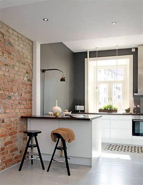 couleur mur de cuisine peinture cuisine 40 idées de choix de couleurs modernes