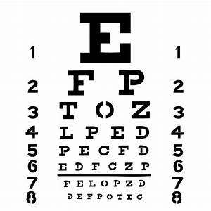 Eye-Chart – The Crafter's Workshop Blog