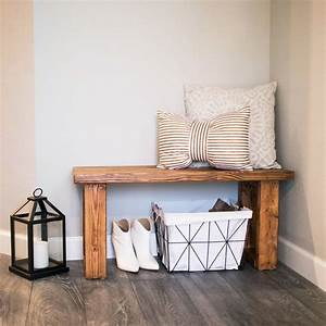make, this, gorgeous, diy, entryway, bench, for, under, , 12, , u00bb, never, skip, brunch