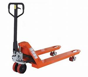 China Low Price Hand Fork Lifter  Hand Pallet Fork Lifter
