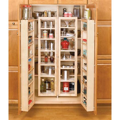 rev  shelf swing  tall kitchen cabinet chefs pantries