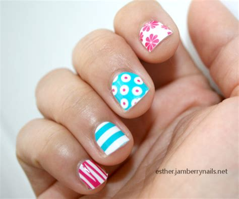jamberry nails tutorial jamshields