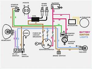Simple Ignition Wiring Diagram  U2013 Vivresaville Com