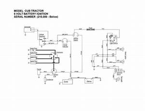 A Farmall 6 Volt Positive Ground Wiring Diagram