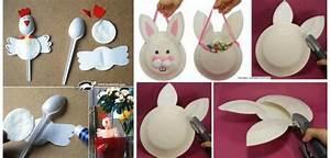 Bricolage A Faire Avec Des Petit : 25 id es de bricolages ludiques pour p ques faire avec ~ Melissatoandfro.com Idées de Décoration