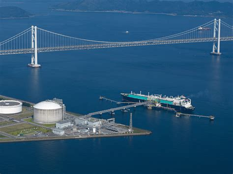 lng terminal kawasaki heavy industries